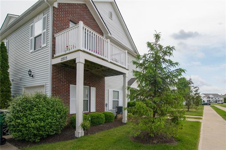 12205 Bubbling Brook Drive #100 Fishers, IN 46038 | MLS 21644831 | photo 2