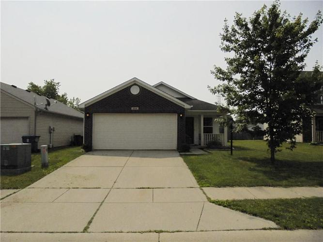 8541  Sweet Birch Drive Indianapolis, IN 46239 | MLS 21644835