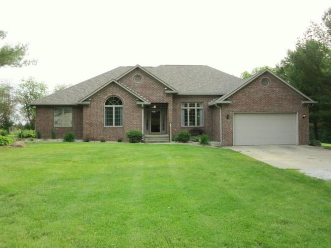3837 E State Road 32 Crawfordsville, IN 47933   MLS 21644876   photo 2