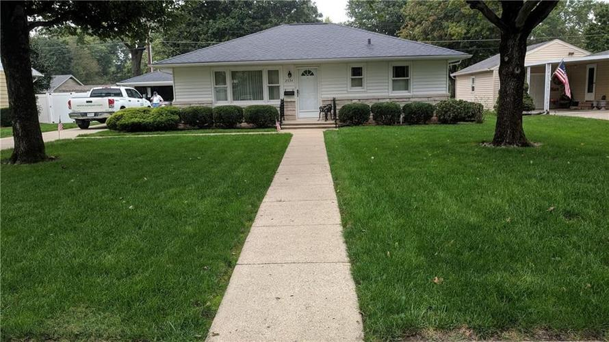 2534  Franklin Street Columbus, IN 47201 | MLS 21644896