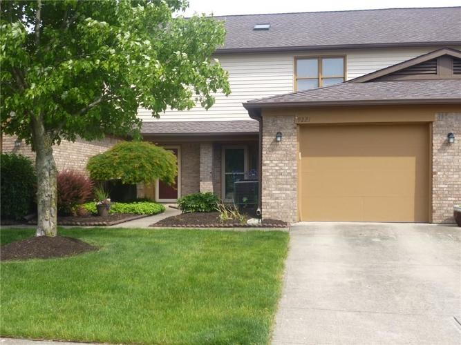 9221  Backwater Drive Indianapolis, IN 46250 | MLS 21645089