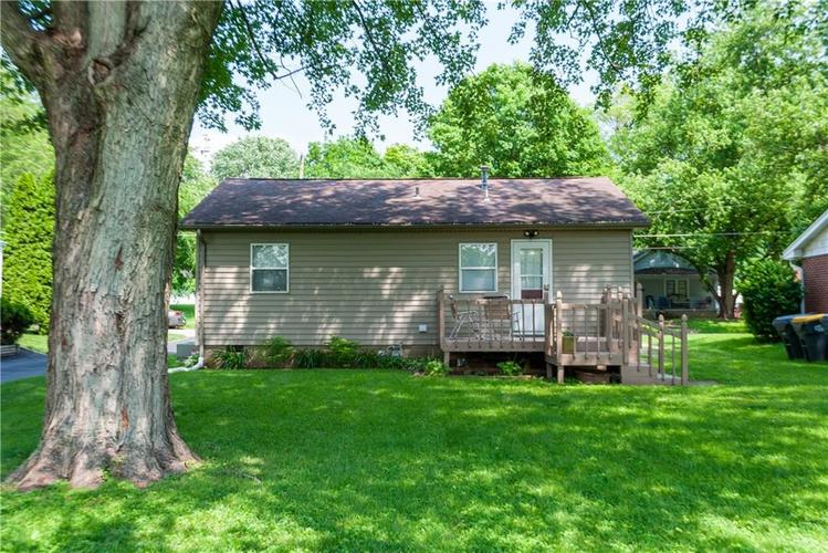 825 Fremont Drive Anderson, IN 46012 | MLS 21645098 | photo 2
