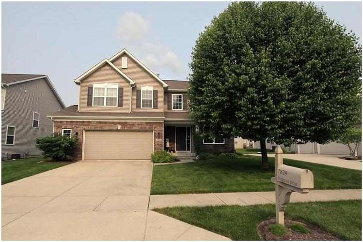7829  Wedgetail Drive Zionsville, IN 46077 | MLS 21645163