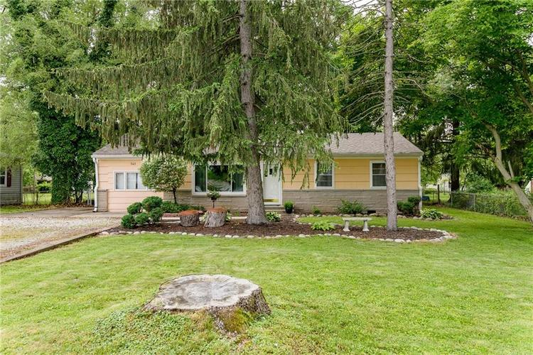 341 N Lakeview Drive Noblesville, IN 46060 | MLS 21645165