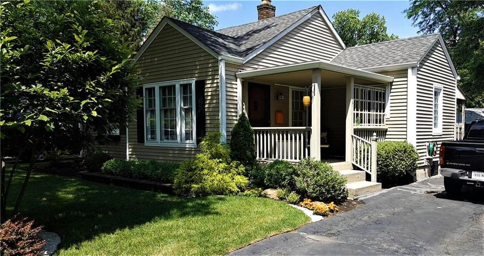 5241 ROSSLYN Indianapolis, IN 46220   MLS 21645171   photo 1