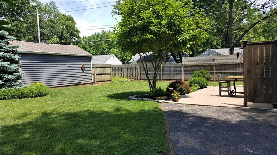 5241 ROSSLYN Indianapolis, IN 46220   MLS 21645171   photo 3