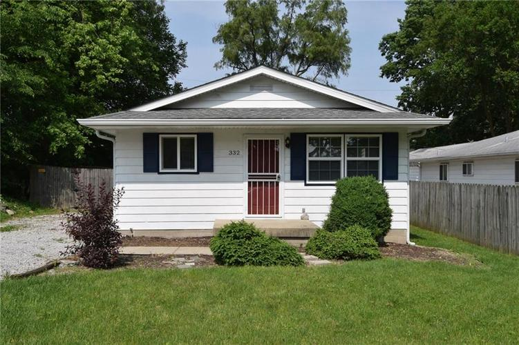 332 S Mcclure Street Indianapolis, IN 46241 | MLS 21645192