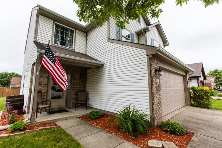 8444 Fort Sumter Drive Indianapolis, IN 46227 | MLS 21645262 | photo 4