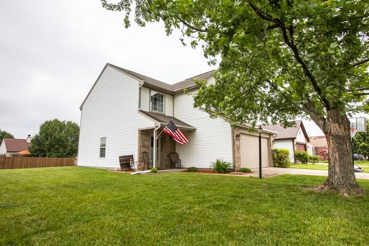 8444 Fort Sumter Drive Indianapolis, IN 46227 | MLS 21645262 | photo 5