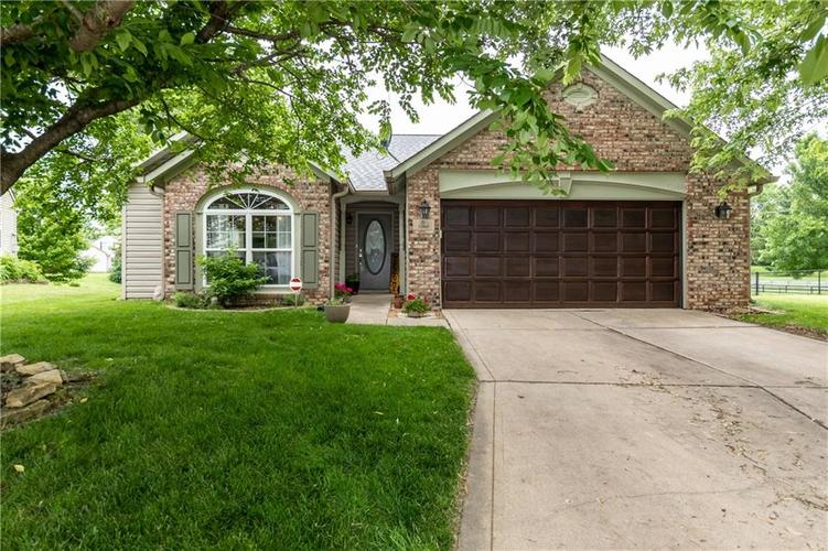 13960 Old Otto Court N Camby, IN 46113 | MLS 21645293 | photo 1