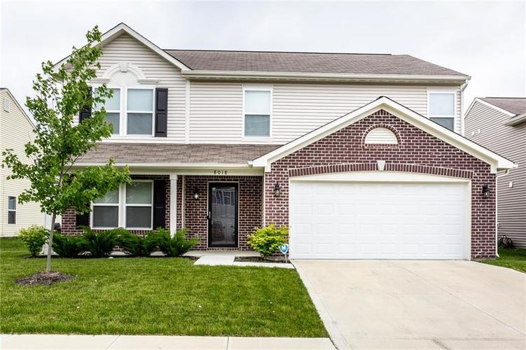 8018 Bach Drive Indianapolis, IN 46239 | MLS 21645371 | photo 1