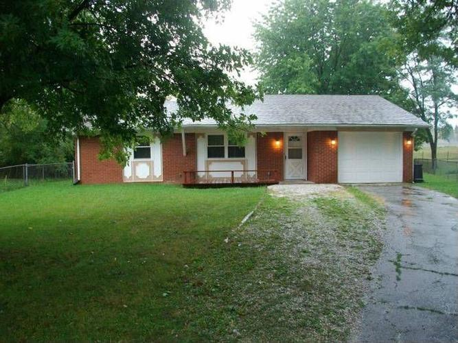 9921 E 24TH Street Indianapolis, IN 46229 | MLS 21645373