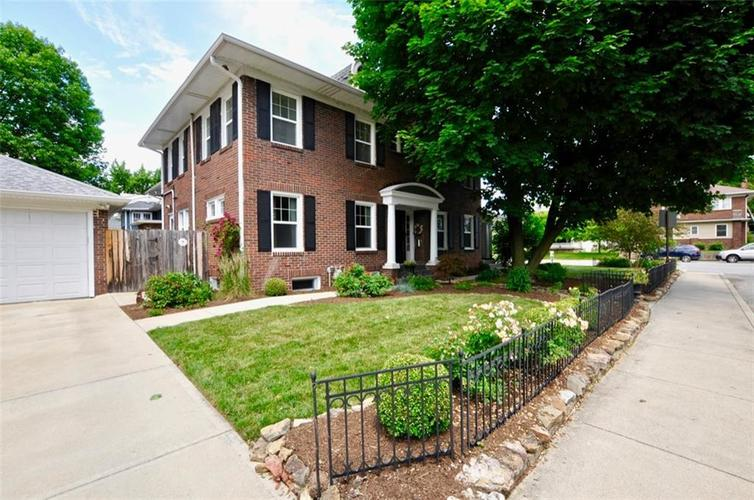 3702 Central Avenue Indianapolis, IN 46205 | MLS 21645416 | photo 1