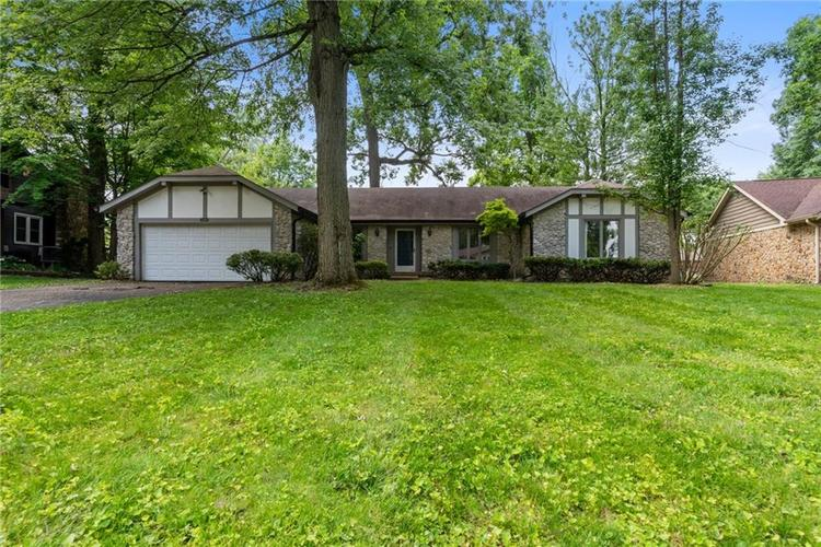 8321  Tanager Lane Indianapolis, IN 46256 | MLS 21645429