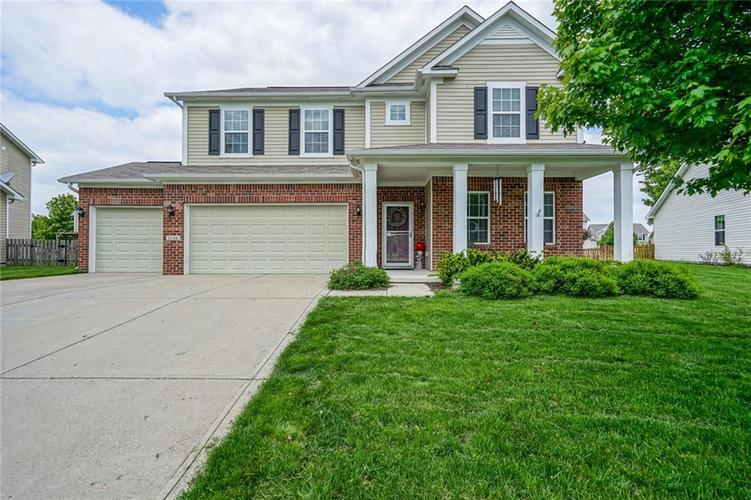11180 VAN BUREN Place Fishers, IN 46038 | MLS 21645484 | photo 1