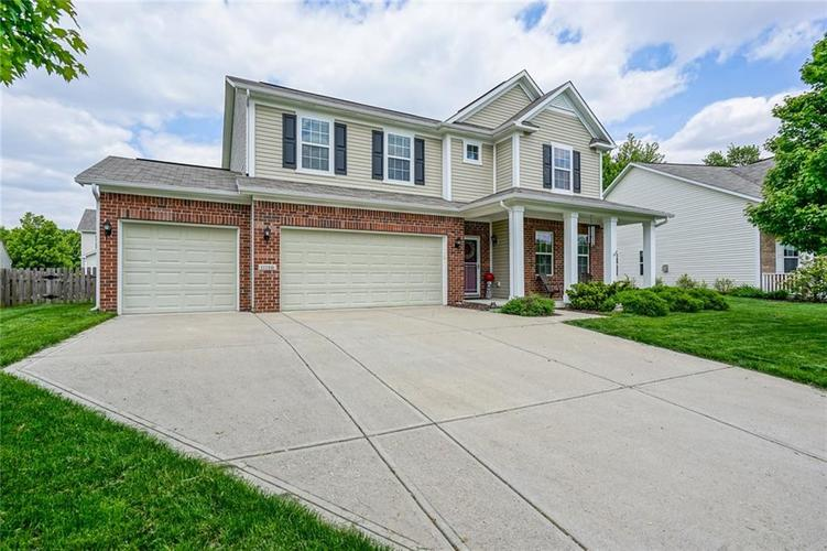 11180 VAN BUREN Place Fishers, IN 46038 | MLS 21645484 | photo 2