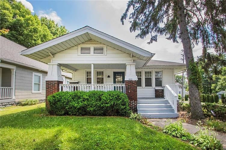 4001 N GRACELAND Avenue Indianapolis, IN 46208 | MLS 21645559 | photo 2
