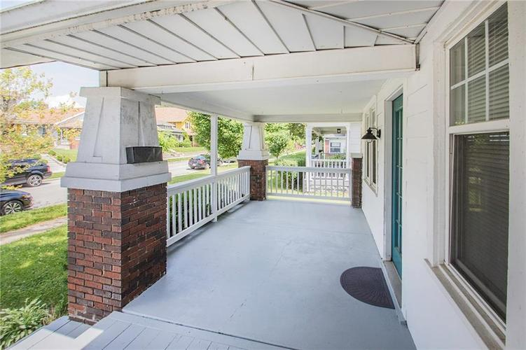 4001 N GRACELAND Avenue Indianapolis, IN 46208 | MLS 21645559 | photo 3