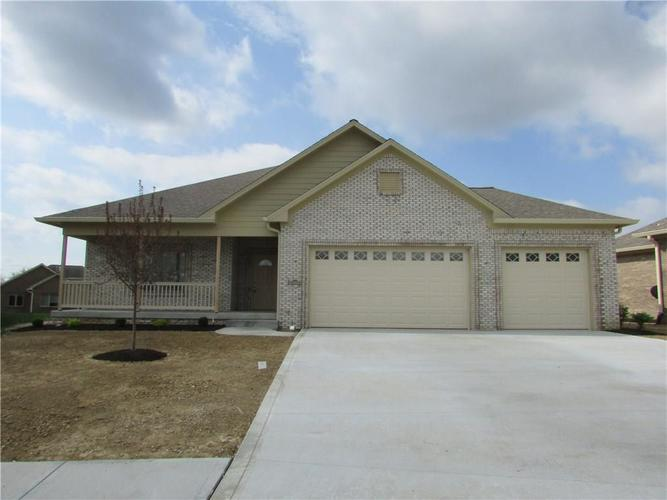 5382 E Commons North Drive Mooresville, IN 46158 | MLS 21645591