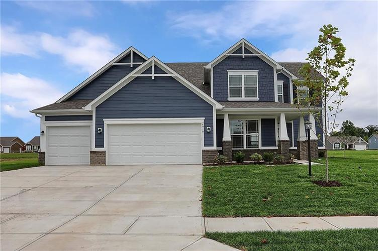 4916  Myrtle Drive Pittsboro, IN 46167 | MLS 21645595