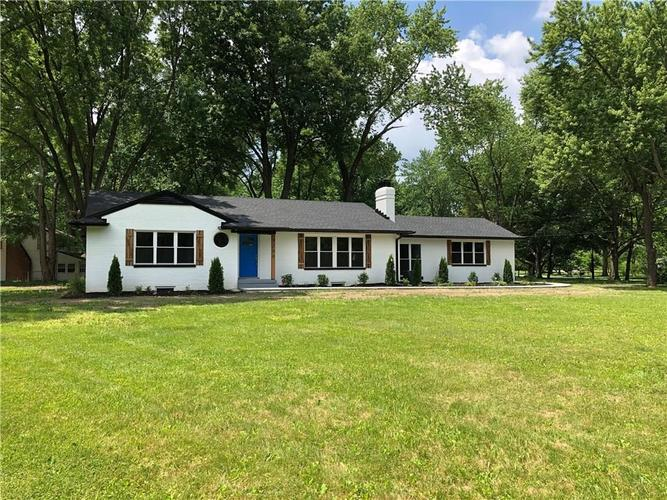 3206  Melbourne Road South Drive Indianapolis, IN 46228 | MLS 21645614