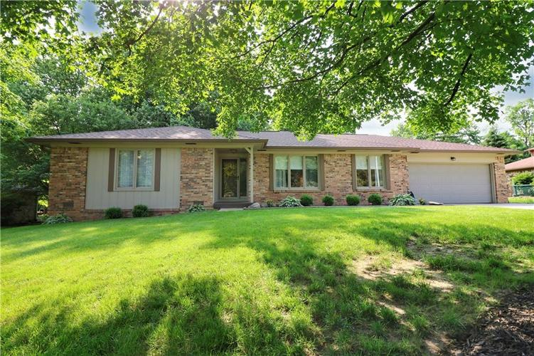 306 Maple Court Greenfield, IN 46140 | MLS 21645625 | photo 1