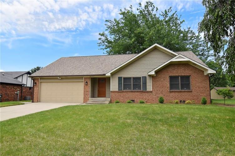 3632 Country Walk Circle Indianapolis, IN 46227 | MLS 21645632 | photo 1