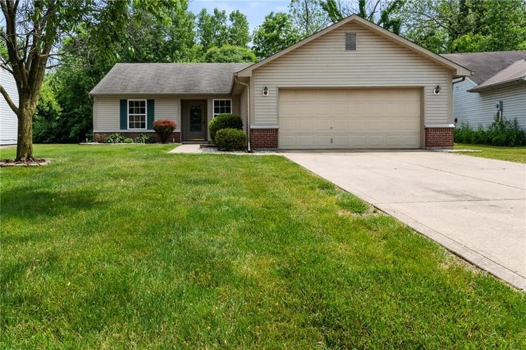8551 Kousa Drive Indianapolis, IN 46234 | MLS 21645655 | photo 2