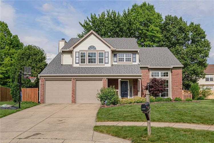 11537 Raleigh Lane Fishers, IN 46038 | MLS 21645658 | photo 1