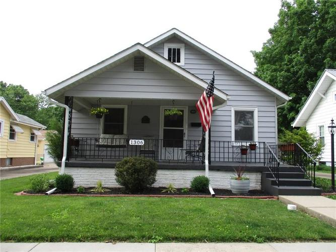 1306 W Main Street Crawfordsville, IN 47933 | MLS 21645717 | photo 1