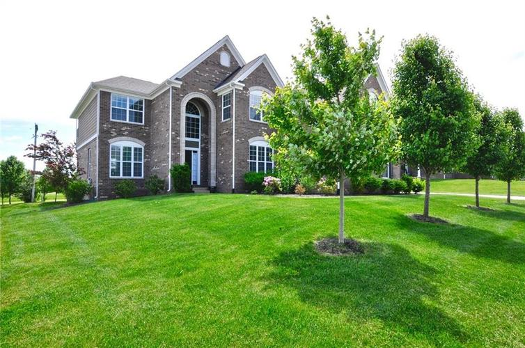 4395 Hickory Stick Row Greenwood, IN 46143 | MLS 21645730 | photo 1