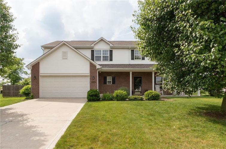 8544 Claverdon Lane Avon, IN 46123 | MLS 21645760 | photo 1