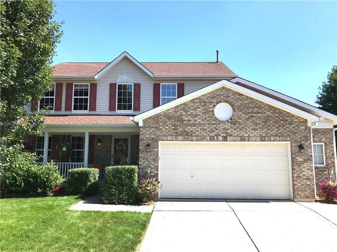 3575 Pennswood Court Plainfield, IN 46168   MLS 21645766   photo 2