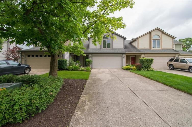 8068  River Bay Drive Indianapolis, IN 46240 | MLS 21645773