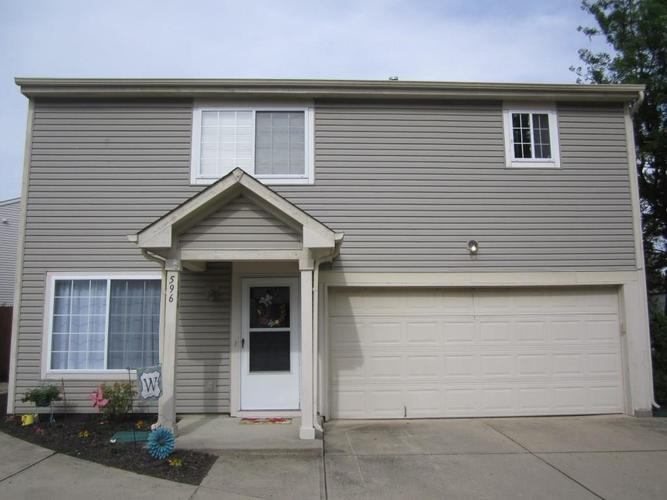 596 CEMBRA Drive Greenwood, IN 46143 | MLS 21645798 | photo 1