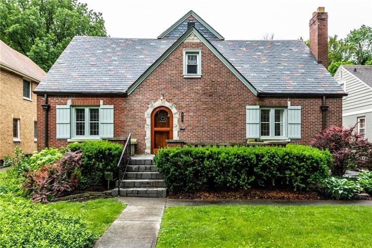 915 E 58TH Street Indianapolis, IN 46220 | MLS 21645807 | photo 1
