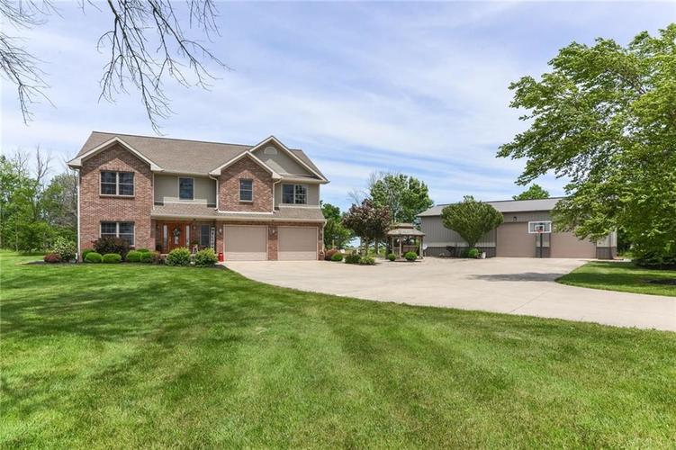 5190 E County Road 350 S Frankfort, IN 46041 | MLS 21645857 | photo 1