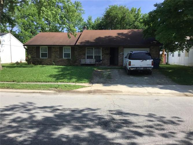 8744  Montery Rd  Indianapolis, IN 46226 | MLS 21645879