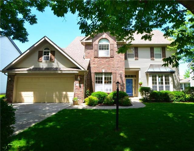 12630 TEALWOOD Drive Indianapolis, IN 46236   MLS 21645885   photo 45