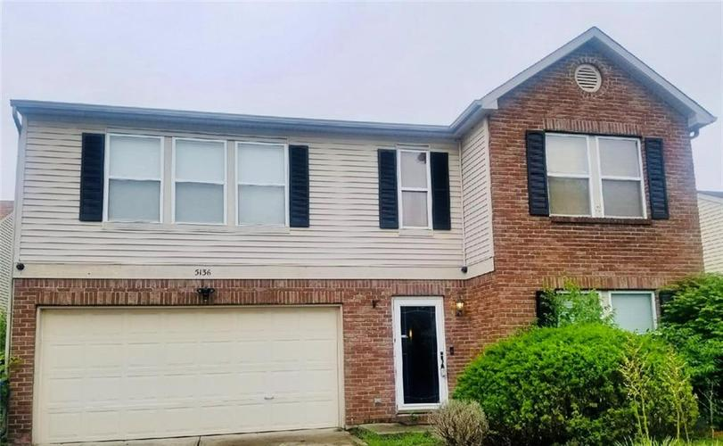 5136 Whisenand Drive Indianapolis, IN 46254   MLS 21645888   photo 1