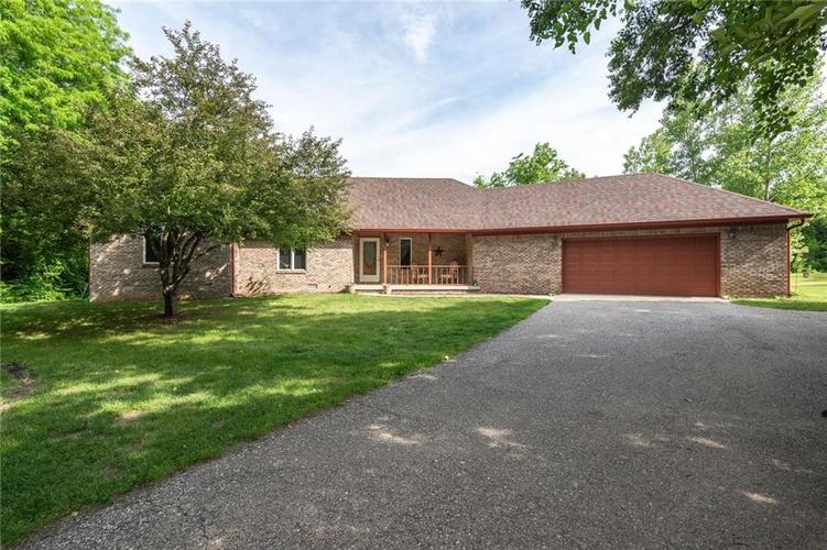 6937 E BENS Drive Camby, IN 46113 | MLS 21645987