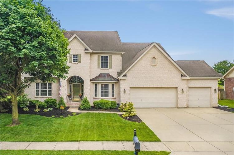 7825  Estate Drive Brownsburg, IN 46112 | MLS 21646012
