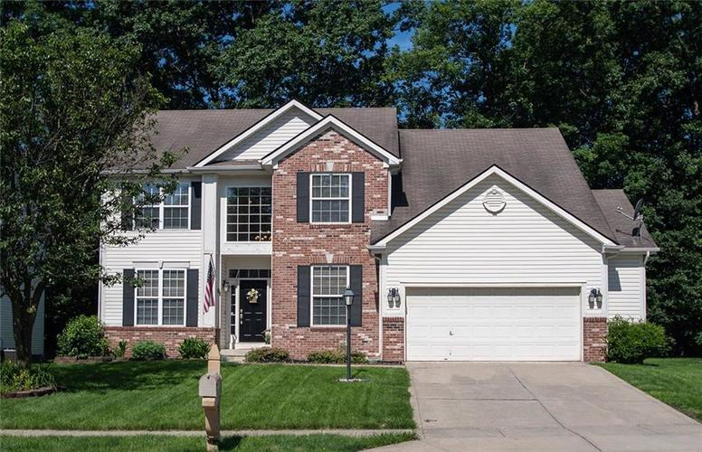 6412  Timber Leaf Lane Indianapolis, IN 46236 | MLS 21646022