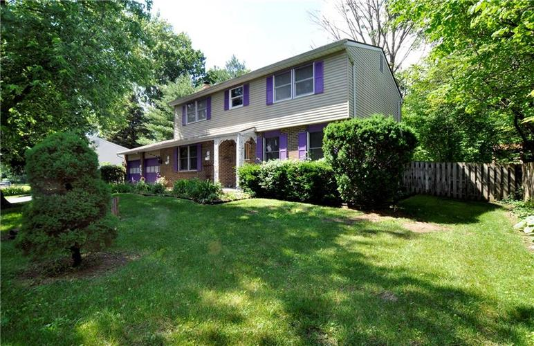 11424 Whistler Drive Indianapolis, IN 46229 | MLS 21646058 | photo 2