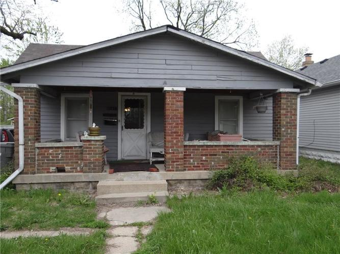 4526 E 21st Street Indianapolis, IN 46218 | MLS 21646121 | photo 1