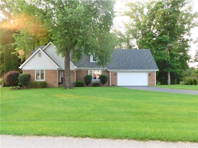 706 S Christy Road Greensburg, IN 47240 | MLS 21646168