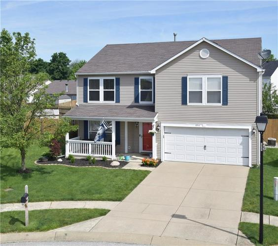 3316 Summer Breeze Circle Indianapolis, IN 46239 | MLS 21646173 | photo 1
