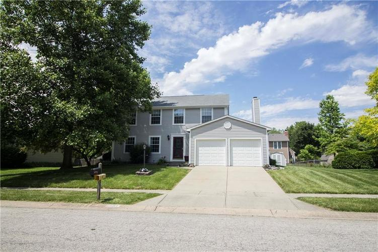 7664 Madden Place Fishers, IN 46038 | MLS 21646210 | photo 2