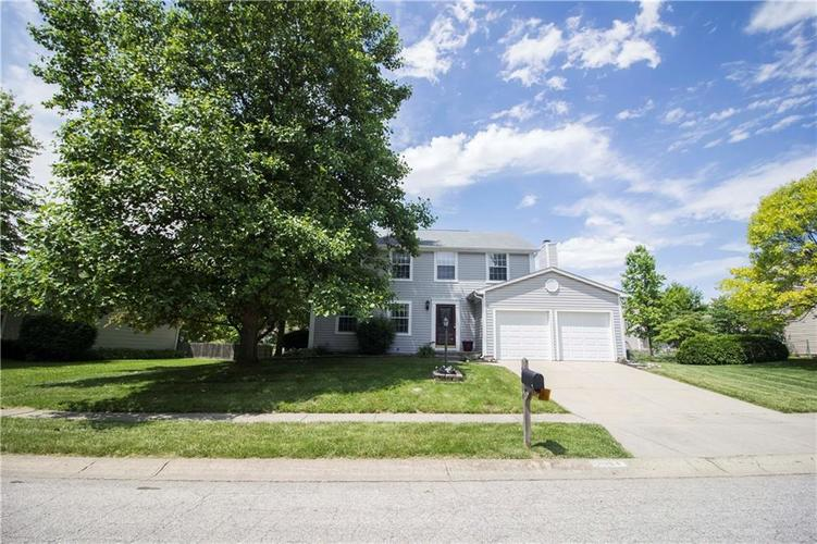 7664 Madden Place Fishers, IN 46038 | MLS 21646210 | photo 4