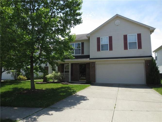 4653  Whitridge Lane Indianapolis, IN 46237 | MLS 21646219